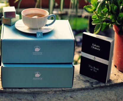 Exploring Tea Gift Box