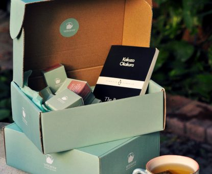 Exploring Tea Gift Box