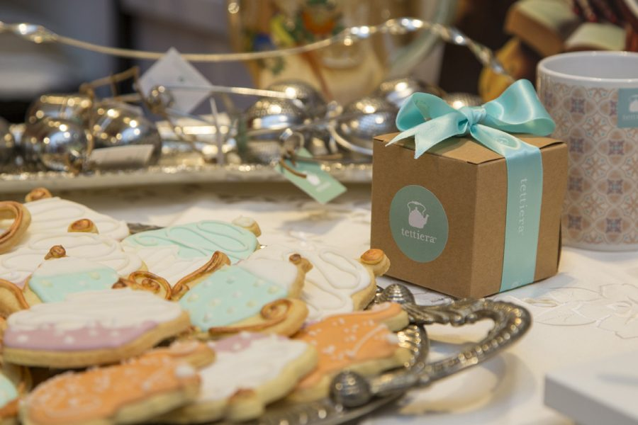 Your own Tea Tasting Party at the Stephanie Borg Studio Boutique
