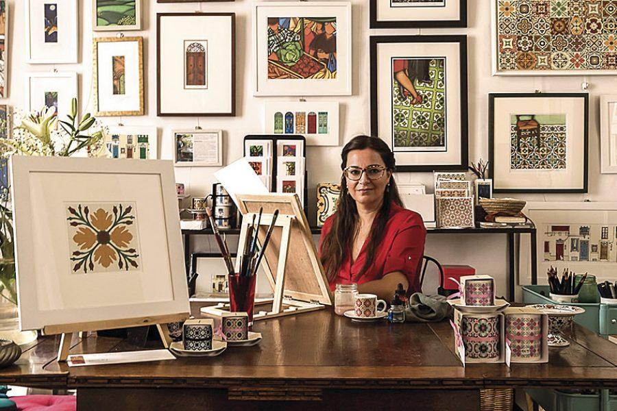 Collaboration with Stephanie Borg
