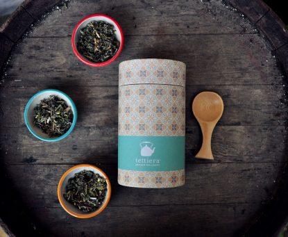 Tettiera Tea Log