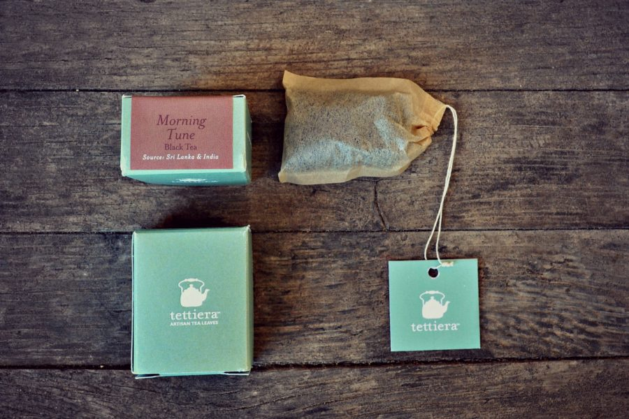 Tettiera™ launches new 'Single Eco Tea Sacks' and invites you to discover the beauty of different teas, in a single serving!