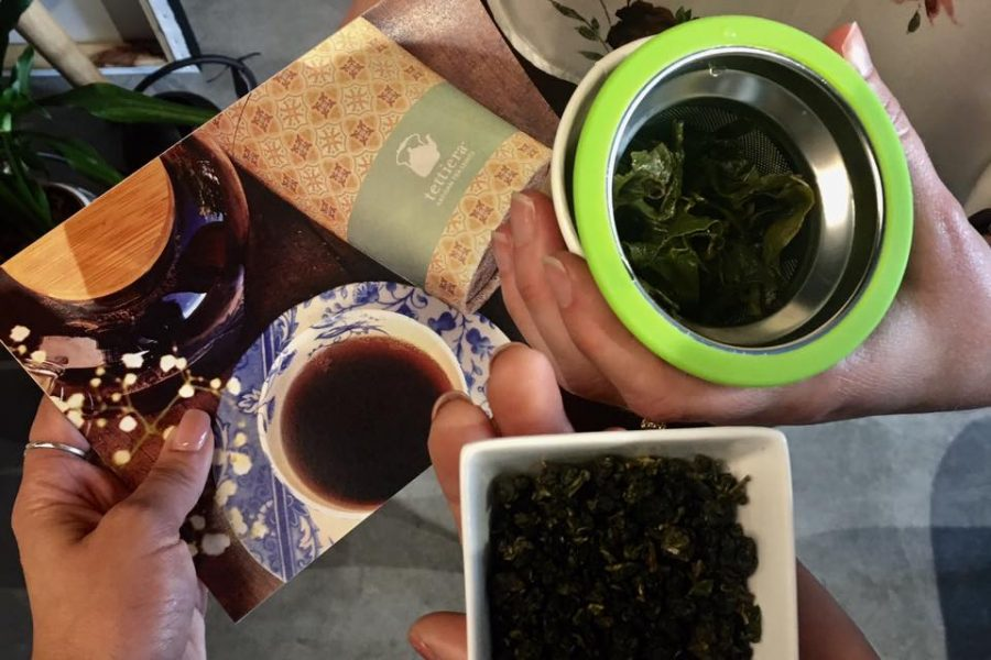 Celebrating Mother's Day – Tea Tasting at ECLECTICIST