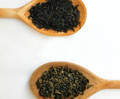 Black vs Green Tea