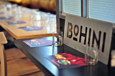The end-of-season Tea tasting party at Bohini