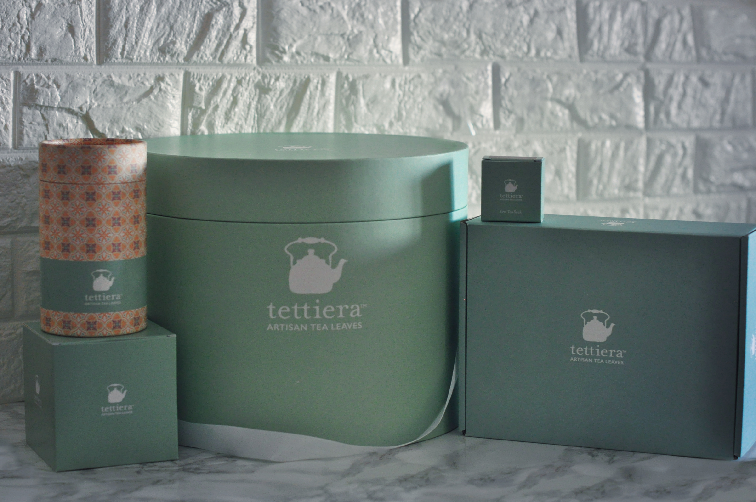 Tea Oriented Corporate Christmas Gifts