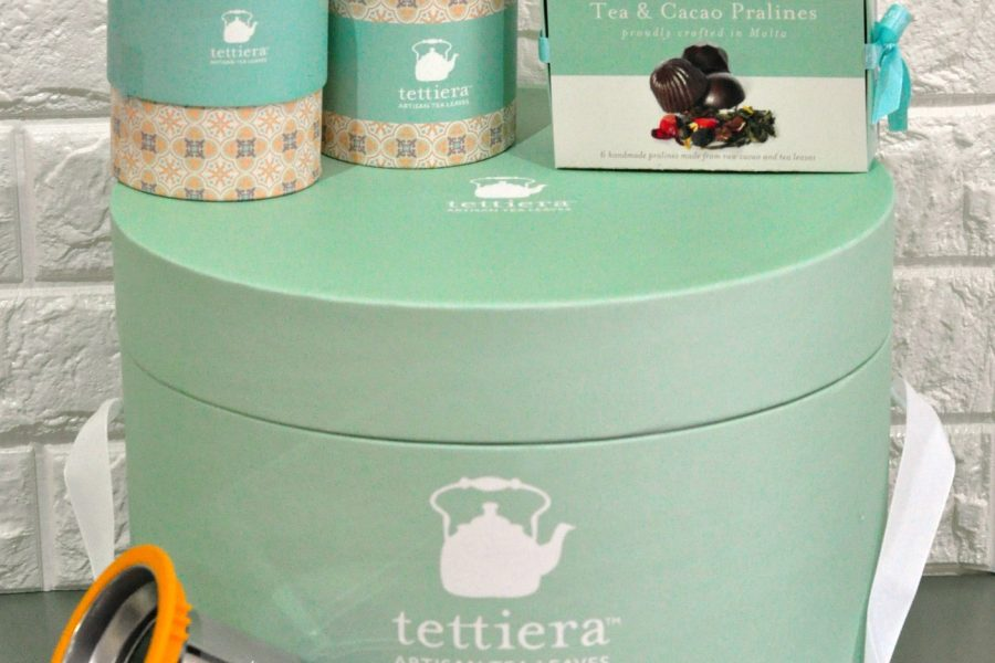 Tea is always a good idea! Corporate Gift Guide