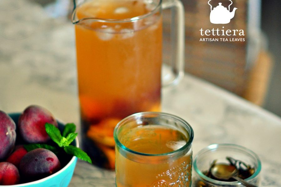 Clean, real home-made iced teas.