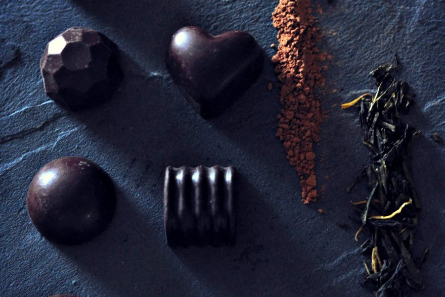 Our Tea and Cacao Pralines are an absolute sin-free pleasure