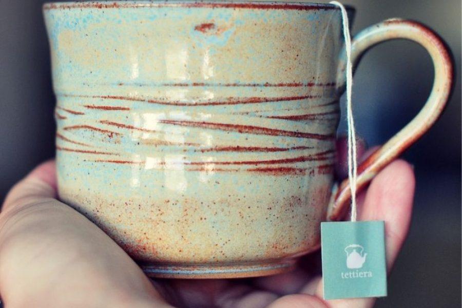 Tettiera tea-time artisan ceramics by Sue Mifsud