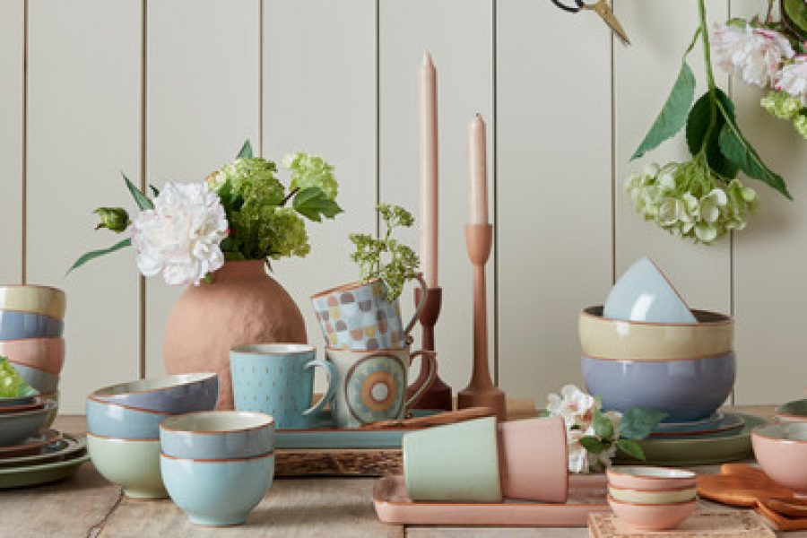 The classic British pottery brand Denby now in Malta